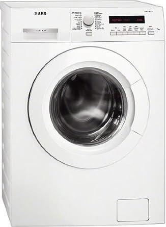 AEG L72270FL Lave linge 7 kg 1200 trs/min A+++ Blanc