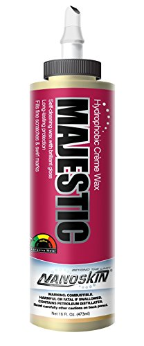 Nanoskin (NA-MAJ16) Majestic Hydrophobic Crème Wax - 16 oz. (Hydrophobic Wax compare prices)