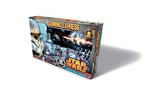 Star Wars - Batalla Estrella de la Muerte, colores blanco, rojo, amarillo (Goliath Games 80983)