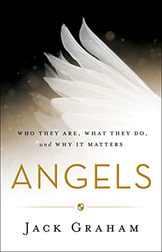 Angels: Who They Are, What They Do, and Why It Matters cover