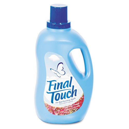 PHOENIX BRANDS Products - PHOENIX BRANDS - Final Touch Ultra Liquid Fabric Softener, 120 oz. Bottle - Sold As 1 Each - For soft, smooth and fragrant clothes. - Fabric softener in a convenient plastic bottle. -