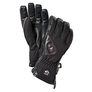 Hestra Power Heater Glove Black 6