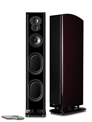 Polk Audio LSi M705 Mahogany Speaker (Each) by Polk Audio
