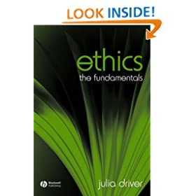 Ethics: The Fundamentals (Fundamentals of Philosophy)