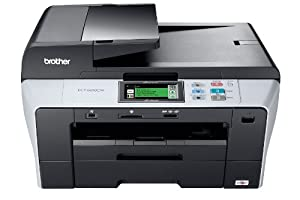 Brother DCP-6690CW Compact A3 Inkjet Multifunction Printer