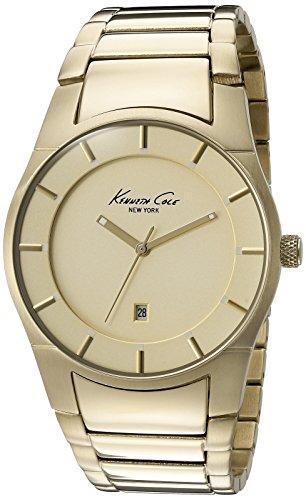 kenneth-cole-new-york-uomo-slim-10027726-orologio-analogico-display-giapponese-quarzo-oro