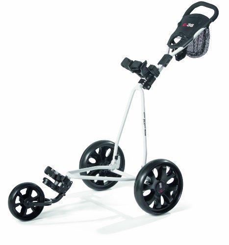 Golf36 Junior Trolley  GC-604301, weiss