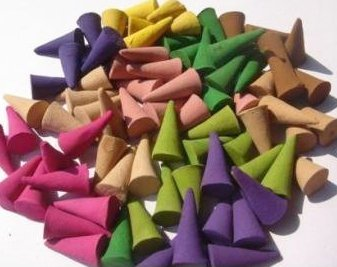 Incense Cones Mixed Variety of Scents Pack of 100 Cones (Variety Incense Cones compare prices)