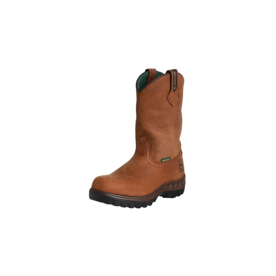 John Deere Mens JD4504 Boot