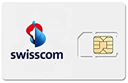 Switzerland Data SIM Card, Includes 1GB of Internet, Works Immediately! 500MB, 1GB, 3GB and 7GB Upgrades Available! FREE VoIP Calls!