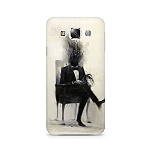 MOBICTURE Man Illustrated Premium Designer Mobile Back Case Cover For Samsung Grand 3 G7200 back cover,Samsung Grand 3 G7200 back cover 3d,Samsung Grand 3 G7200 back cover printed,Samsung Grand 3 G7200 back case,Samsung Grand 3 G7200 back case cover,Samsung Grand 3 G7200 cover,Samsung Grand 3 G7200 covers and cases