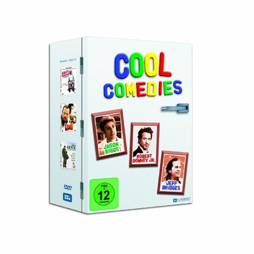 STAR-BOX Cool Comedys (3x starbesetzte Kinokomödien) [3 DVDs]
