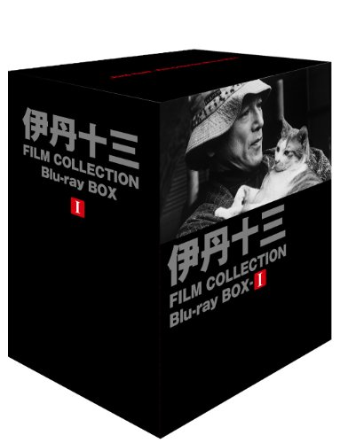 Itami 13 FILM COLLECTION Blu-ray BOX Ⅰ