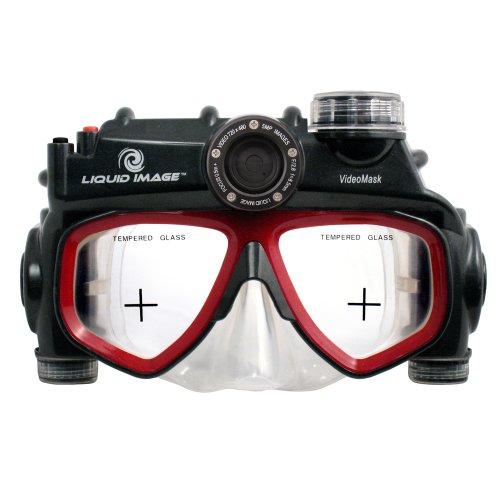 Liquid Image 5.0MP Underwater Digital VideoMask (Large)