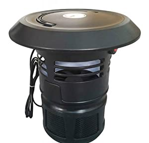 com new outdoor electronic insect killer uv lamp patio mosquito fly