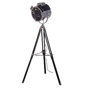 Spotlight Tripod Floor Lamp Three Legged Amazon Co Uk