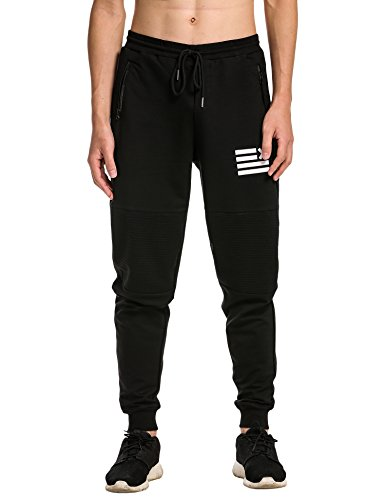 Coofandy Men's Casual Training Sweatpants Jogging Harem Pants Trousers