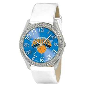 Game Time Ladies NBA-GLI-NY Glitz Classic Analog New York Knicks Watch by Game Time