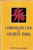 img - for Corporate Life in Ancient India book / textbook / text book