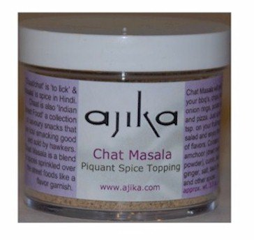 Ajika Chaat Spice Blend - Tangy, Piquant for