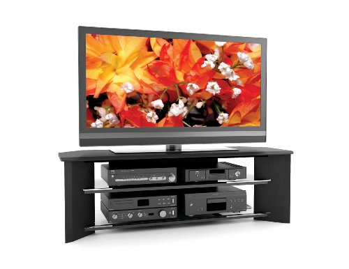 Cheap Sonax South Beach Wide TV Stand for 50-68 Flat Panel HD TVs (SB-6580)