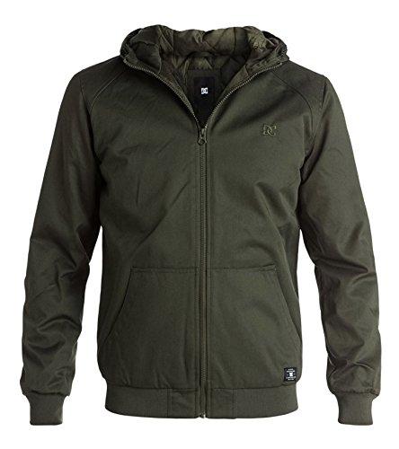Dc Shoes Ellis Jacket 2 M Jckt Cqy0, Color: Fatigue Green, Size: XL