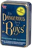 University Games Europe 317014 - The Dangerous Book for Boys, Täuschung und Illusion