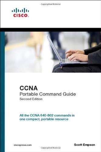 CCNA Portable Command Guide (2nd Edition) by Empson, Scott 2nd (second) edition [Paperback(2007)]