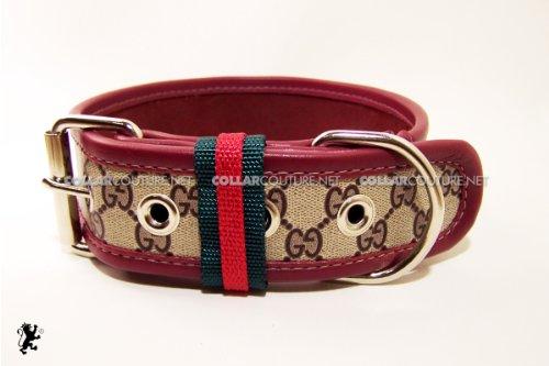 gucci dog collar. gucci belts gg gold buckle red/grey www.saleurbanclothing.com | cheap belts, replica for men pinterest dog collar