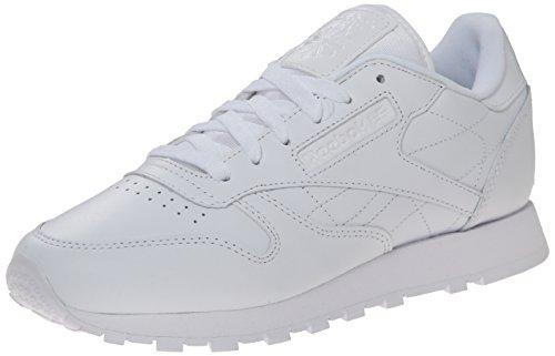 Reebok Women's Classic CTM R13 Shoe,White/White/White,7.5 M US