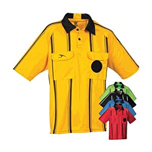 Economy Referee Uniform Set (5Pc), Short Sleeves by SCORE