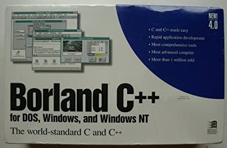 Borland C++, Version 4.0