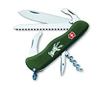 Victorinox Swiss Army Hunter, Olive Drab 53642