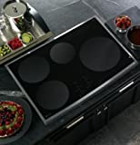 GE PHP900SMSS Profile 30' Stainless Steel Electric Induction Cooktop