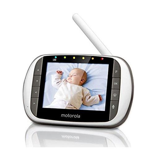 motorola dual mode baby monitor with 2 cameras and lcd parent monitor and wi fi internet viewing. Black Bedroom Furniture Sets. Home Design Ideas