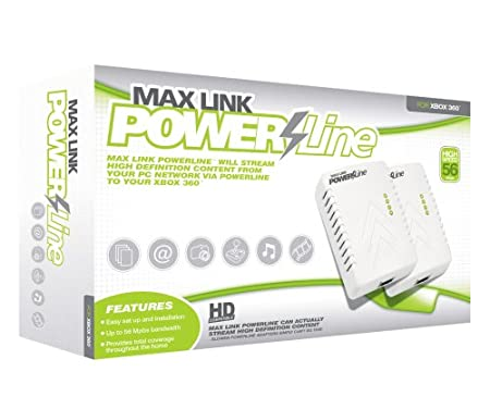 Xbox 360 Max Link Powerline