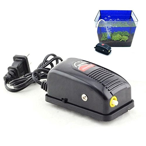 Aquarium Air Pump Fish Tank Oxygen 3W