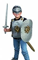 Small World Toys Imaginative Play - Knight in Shining Armor (silver) by Small World Toys