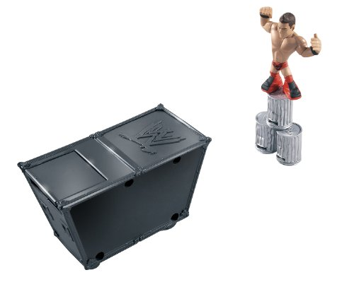 Buy Low Price Mattel WWE Rumblers Figure and Accessory 6 (B004CRTZ7Q)