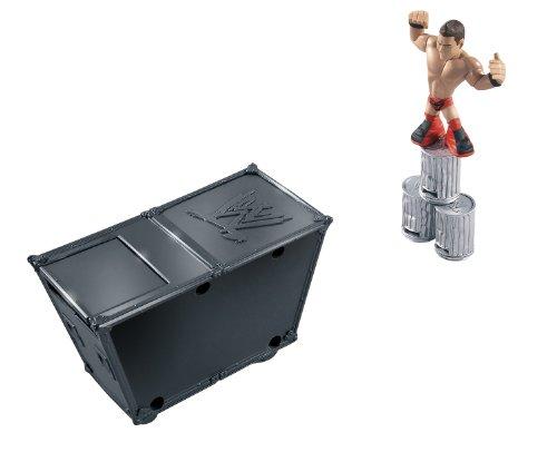 Buy Low Price Mattel WWE Rumblers Figure and Accessory 6 (B004CRTZ7Q)