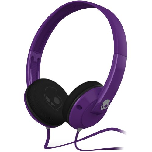 Skullcandy Uprock Premium Wired Headphone - Athletic Purple/Grey / One Size