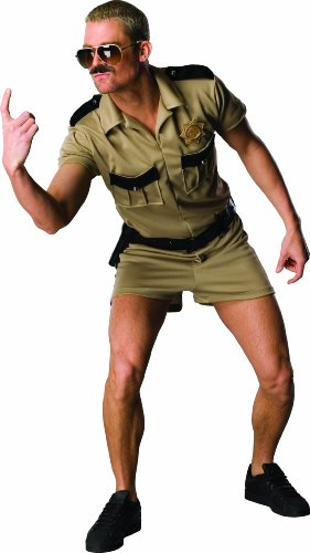 Reno 911 Dangle Costume