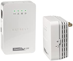 NETGEAR Powerline 200Mbps to N300 Wi-Fi Access Point (XAVNB2001)