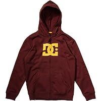 ディーシー DC Star Full-Zip Hooded Sweatshirt - Boys' Marooned アウトドア キッズ 子供 男の子 ジャケット 並行輸入
