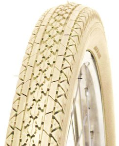 Nirve 26 x 2.125 Classic Tire - Vintage Cream