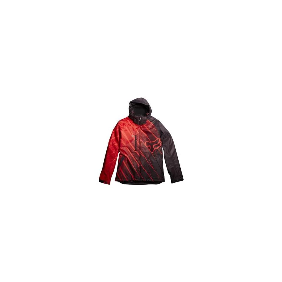 Fox Racing FX3 Jacket   Large/Red