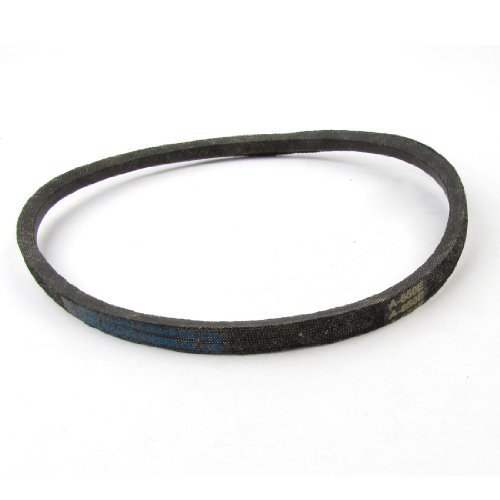 "Water & Wood A-650E 65cm 25 1/2"" Inner Girth Rubber Transmission Belt for Washing Machine"