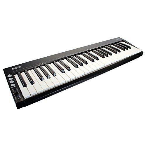 Bird-49-MK-teclado-maestro-MIDI-USB-de-49-teclas-Negro