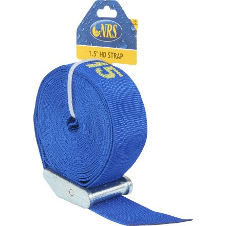 NRS 1.5in Heavy-Duty Tie Down Strap One Color, 6ft