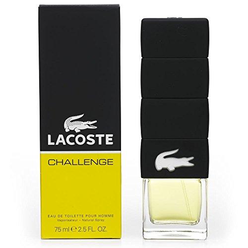 Lacoste Challenge, Eau de Toilette da uomo, 75 ml